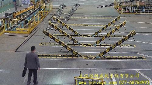 武汉倍特威视系统有限公司应用于武汉锅炉股份有限公司智能安防应用于安全生产工作平台