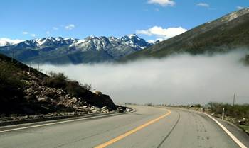 武汉倍特威视系统有限公司道路交通高速公路团雾监测识别系统BVS团雾识别报警系统
