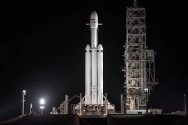 SpaceX武汉倍特威视系统有限公司 智能视频分析 特斯拉跑车送上天